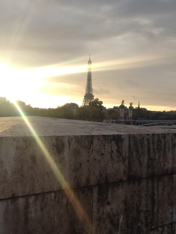The Perfect Paris Picture