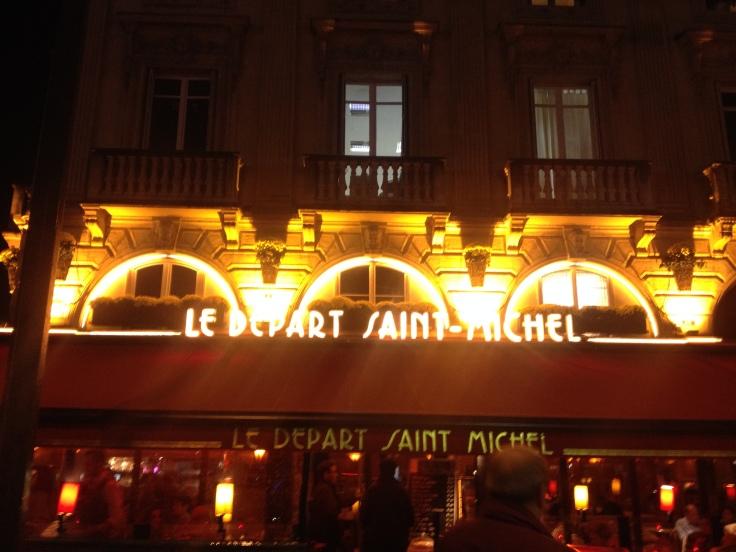 Le Depart Saint Michel