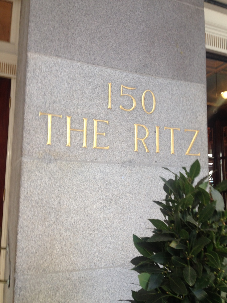 The Ritz Carlton London